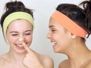 Làm đẹp - 5 cách đơn giản loại bỏ mụn đầu đen trên mũi