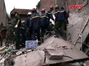 Video An ninh - Tin mới nhất vụ sập nhà ở 43 Cửa Bắc, Hà Nội