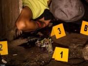 """Thế giới - Hơn 1 tháng, Philippines tiêu diệt 400 """"trùm ma túy"""""""