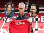 """Bóng đá - Ibra - Rooney: Hai """"bạc già"""" cứng cựa của Mourinho"""