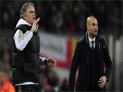 Bóng đá - Mourinho - Pep: 2 phong cách, 2 kiểu tuyển quân