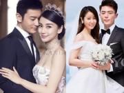 """Phim - So độ """"khủng"""" đám cưới Lâm Tâm Như và Huỳnh Hiểu Minh"""