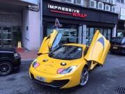 Tin tức ô tô - Soi McLaren 12C phong cách Pokemon