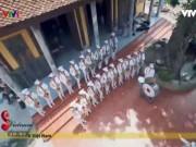 Du lịch - Ngôi làng của những chị em chơi kèn trên quê lúa