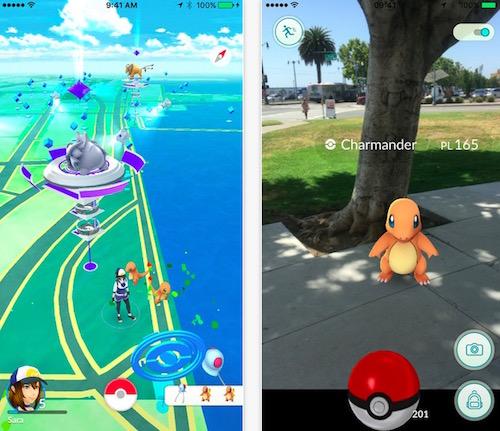 """Game Pokémon GO chính thức """"cập bến"""" thị trường Việt Nam"""