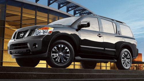Top 10 xe SUV cho nhà giàu thích đi dã ngoại - 7