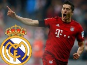 """Bóng đá - Real Madrid âm thầm kích nổ """"bom tấn"""" Lewandowski"""