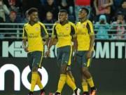 """Bóng đá - Viking – Arsenal: Tha hồ """"nhả đạn"""""""