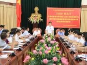 Tin tức trong ngày - Thanh Hóa từng có 11 phó giám đốc Sở Nông nghiệp
