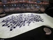 Thể thao - Khai mạc Olympic 2016: Lung linh, huyền ảo và cao đẹp