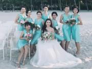 Bạn trẻ - Cuộc sống - MC Mai Ngọc rạng rỡ chụp ảnh cưới trên biển