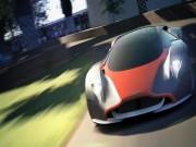 Tin tức ô tô - Siêu phẩm Aston Martin V8 Supercar lộ diện