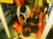 Tin tức trong ngày - Rẽ sóng cứu ngư dân gặp nạn trên vùng biển Hoàng Sa