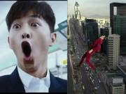 Phim - Sự thật những cảnh quay thót tim trong phim Hàn