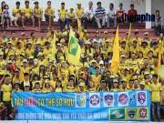 Bóng đá - Fan SLNA trẩy hội và gửi thông điệp cho bầu Hiển