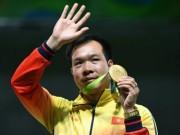 Olympic 2016 - Hoàng Xuân Vinh tiết lộ bí quyết giành HCV Olympic