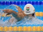 Olympic 2016 - Tin nóng Olympic ngày 1: Bơi lội Hungary phá kỷ lục thế giới