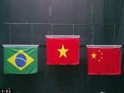 Thể thao - BXH Olympic: Việt Nam xếp thứ 6, đứng trên Trung Quốc