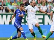 Bóng đá - Chi tiết Bremen - Chelsea: Pedro chốt hạ (KT)