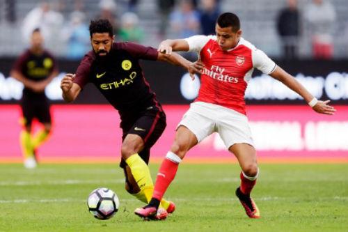 """Arsenal - Man City: Đột biến từ """"nhân tố X"""""""