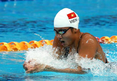 Đoàn Việt Nam ở Olympic ngày 3: Ánh Viên bị loại