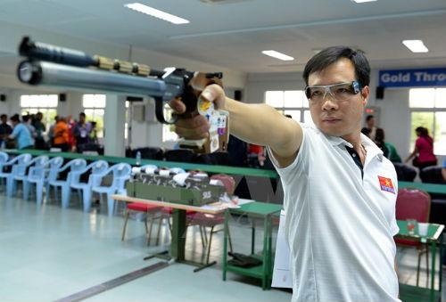 Hoàng Xuân Vinh viết tiếp giấc mơ gây sốc ở Olympic