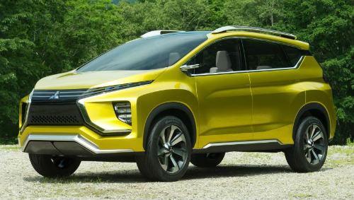 """Lộ ảnh Mitsubishi XM sẽ tới Việt Nam, """"dọa dẫm"""" Honda BR-V"""
