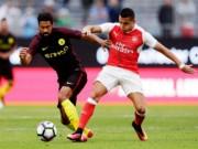 """Bóng đá - Arsenal - Man City: Đột biến từ """"nhân tố X"""""""