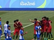 Bóng đá - Honduras - Bồ Đào Nha: Hoàn thành sớm nhiệm vụ