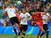 Bóng đá - Đức - Hàn Quốc: Nghẹt thở đến phút cuối