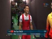 Thể thao - Đoàn Việt Nam ở Olympic ngày 2: Kim Tuấn không thể vượt qua chính mình