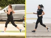 Làm đẹp - Nàng béo giảm thành công 15kg sau vài tháng chạy bộ
