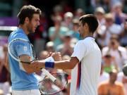 """Olympic 2016 - Djokovic - Del Potro: Cú sốc sau 2 loạt """"đấu súng"""""""