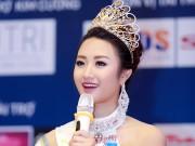 Thời trang - Tân HH Bản sắc Việt phủ nhận biết trước câu hỏi ứng xử