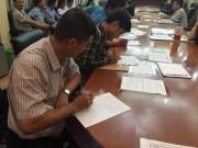 Giáo dục - du học - Yêu cầu các trường công bố điểm nhận hồ sơ sát với điểm chuẩn