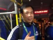 Thể thao - Đi xe buýt, Hoàng Xuân Vinh khiến Trung Quốc thán phục