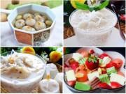 Ẩm thực - 4 món chè dễ nấu, mát lạnh cho ngày nóng bức
