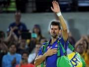 Thể thao - Tennis 24/7: Djokovic rơi lệ khi thua sốc ở Olympic