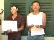 Video An ninh - Kẻ buôn ma túy phun khí độc vào biên phòng để tháo chạy