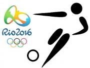 Bảng xếp hạng bóng đá - Bảng xếp hạng bóng đá Olympic Rio 2016