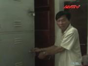 Video An ninh - Giả tàn tật đi ăn xin, trộm của nhà thờ 250 triệu