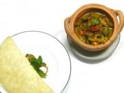 Ẩm thực - Bò kho sả nghệ kèm cơm cháy, ăn no không chán