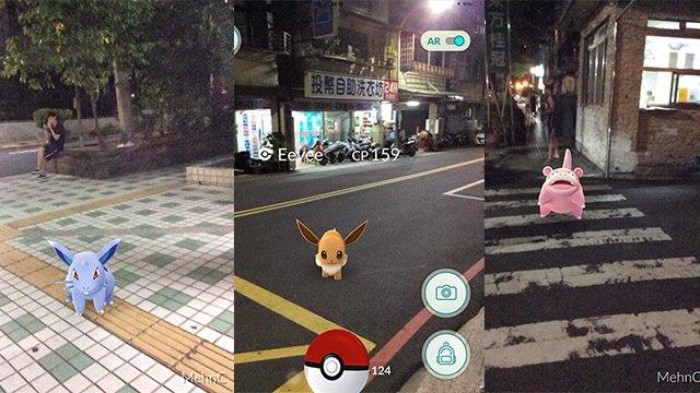 Cảnh sát Đài Loan phạt 349 tài xế vì chơi Pokemon - 1