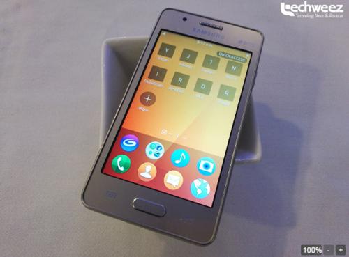 Samsung Z2 có giá 1,5 triệu đồng