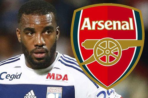Tin chuyển nhượng 10/8: Arsenal hết cơ hội có Lacazette