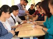 """Giáo dục - du học - Xét tuyển ĐH-CĐ 2016: Trường top giữa và top dưới lo chống """"ảo"""""""