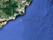 Tin tức trong ngày - 2 tàu đâm nhau, 11 thuyền viên rơi xuống biển Vũng Tàu