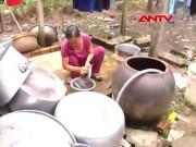 """Video An ninh - Kỳ lạ: Ống nước sát nhà, dân vẫn """"khát"""" nước sạch"""