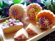 Ẩm thực - Cách làm bánh Trung thu hiện đại vạn người mê