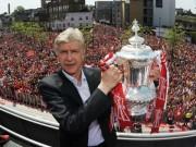 """Bóng đá - Arsenal không mua """"bom tấn"""": Vẻ đẹp cổ kính của Wenger"""